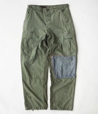 ANACHRONORM Customized Field Pants Size S [OLIVE]