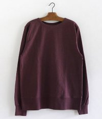 NECESSARY or UNNECESSARY MAC �L/S [BURGUNDY]