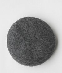 DECHO BASQUE BERET [GRAY]