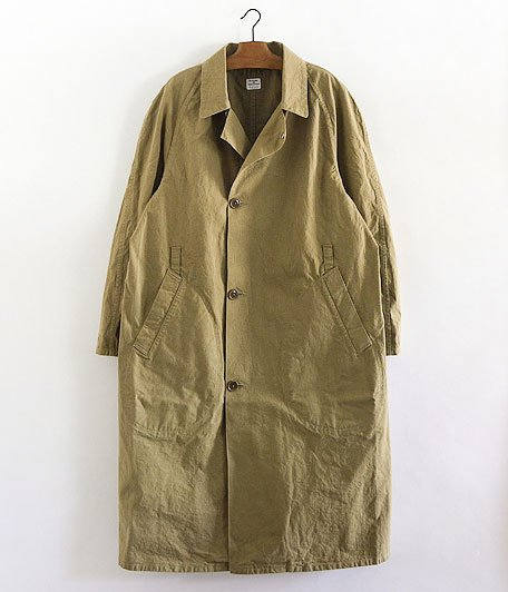 NECESSARY or UNNECESSARY FIRE COAT [BEIGE]