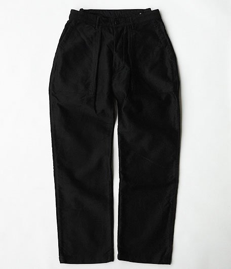 KAPTAIN SUNSHINE Utility Pants [BLACK]
