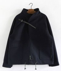 CORONA R.NAVY DUFFLE JAC SHIRT [MIDNIGHT]