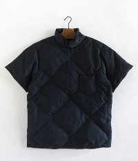 KAPTAIN SUNSHINE Mockneck Down-Tee [NAVY]
