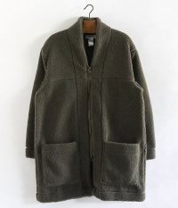 BETTER Boa Fleece Coat [OLIVE]