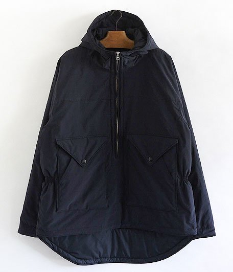 NECESSARY or UNNECESSARY VELO HOODED [NAVY]