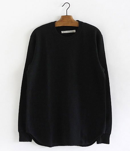 CURLY NOMADIC LS TEE [BLACK]