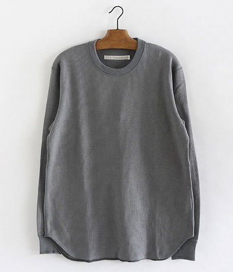 CURLY NOMADIC LS TEE [GRAY]