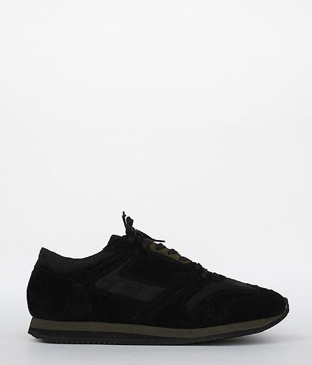 REPRODUCTION OF FOUND British Military Trainer / 1800BM [BLACK]