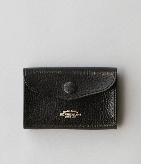 THE SUPERIOR LABOR BLACK for RADICAL Card Case [BLACK]