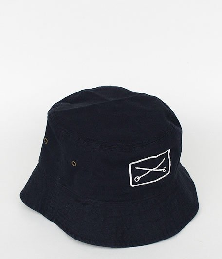 NECESSARY or UNNECESSARY BBQ HAT [NAVY]
