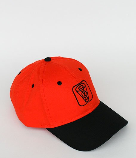NECESSARY or UNNECESSARY TRADE MARK CAP [ORANGE]
