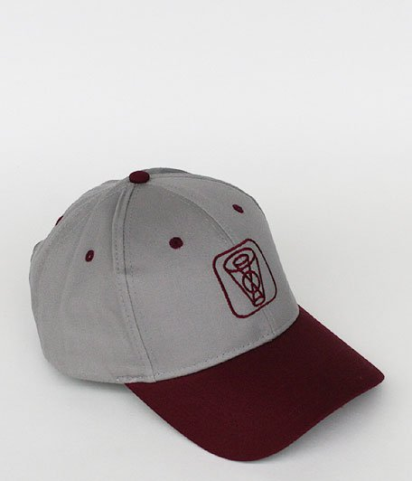 NECESSARY or UNNECESSARY TRADE MARK CAP [MAROON]