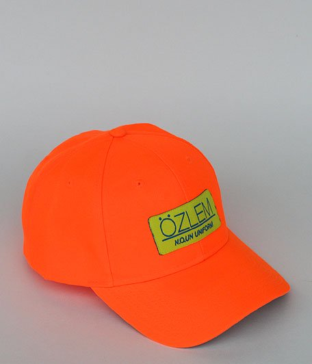 NECESSARY or UNNECESSARY CAP'OZLEM' [ORANGE]