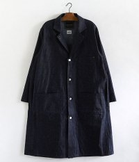 ANACHRONORM 8oz Denim Shop Coat [INDIGO]
