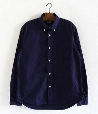 NECESSARY or UNNECESSARY B.D SHIRTS [NAVY]