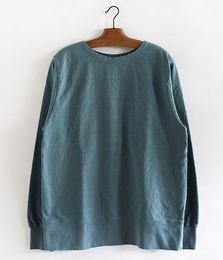 NECESSARY or UNNECESSARY MAC �L/S [BLUE GRAY]