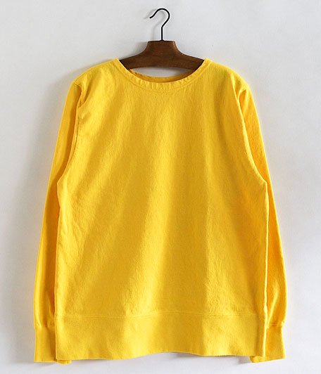 NECESSARY or UNNECESSARY MAC �L/S [YELLOW]