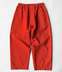 KAPTAIN SUNSHINE Athletic Easy Pants [ORANGE]