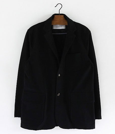 CURLY Bright Jacket [BLACK]