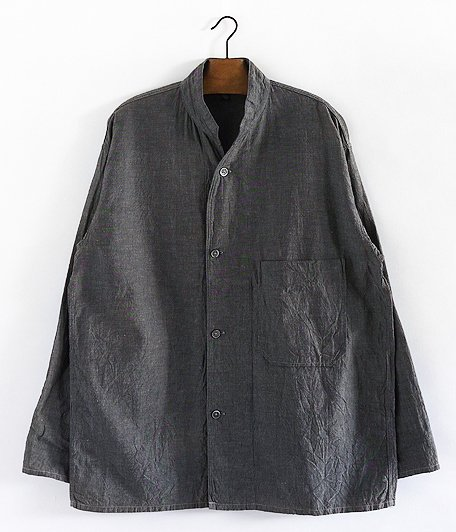 KAPTAIN SUNSHINE Sleeping Jacket [CHARCOAL GRAY]