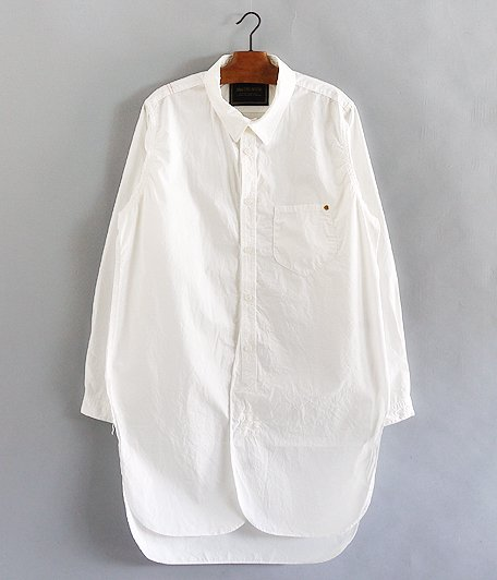 ANACHRONORM Long Shirt [WHITE]