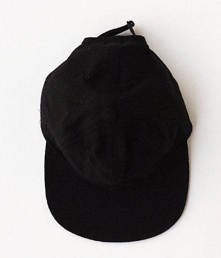 SOWBOW 久留米絣 帽 [BLACK]