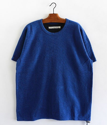 CURLY Nomadic DS Sweat [BLUE / CHARCOAL]