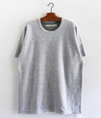 CURLY Nomadic DS Sweat [WHITE / GRAY]