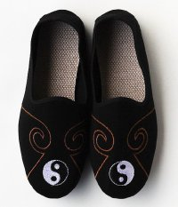 Ni-Hao YinYang Slip-on  [BLACK]