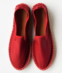 OUTIL ESPADRILLE BANCA [RED]