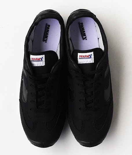 PANAM Classic Tennis Shoes [NEGRO]