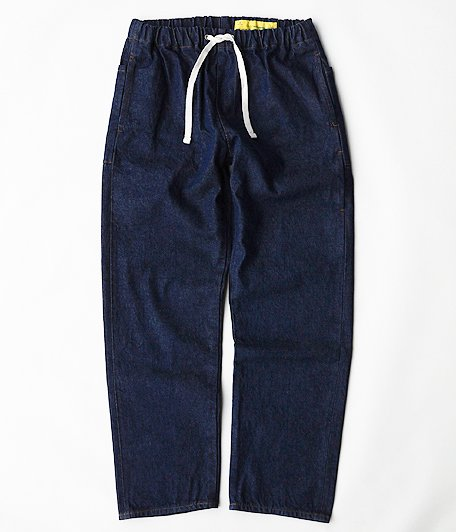 NECESSARY or UNNECESSARY SPINDLE DENIM [INDIGO]