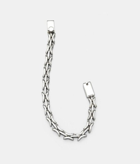FIFTH Silver Chain Bracelet / SFS001