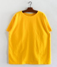 NECESSARY or UNNECESSARY MAC S/S [YELLOW]