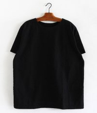 NECESSARY or UNNECESSARY MAC S/S [BLACK]
