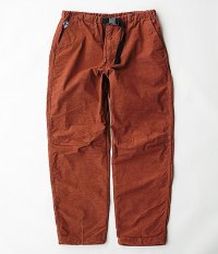 CORONA SMEX48 Easy Summer Cord Pants [BRICK]