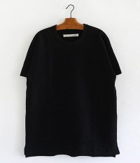 CURLY AZTEC JAQ DS TEE [BLACK]