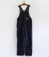 ANACHRONORM 8oz Denim Tapered Overall [INDIGO]