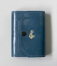 THE SUPERIOR LABOR for RADICAL Small Wallet [BLUE]