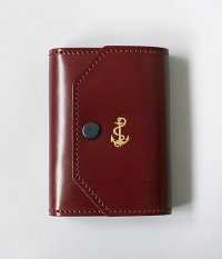 THE SUPERIOR LABOR for RADICAL Small Wallet [BURGUNDY]