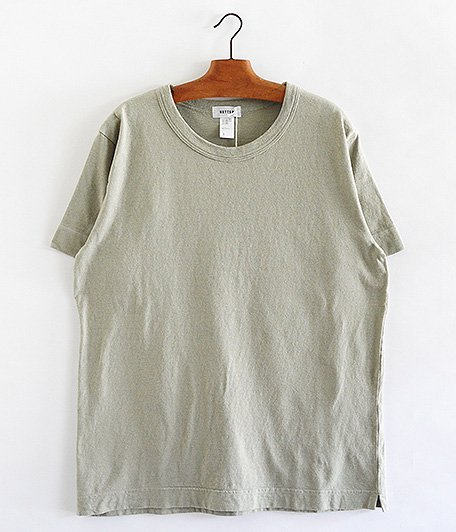 BETTER MID WEIGHT PASTEL COLOR T-SHIRT [GREEN]