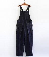 NEAT One Wash Denim OVERALL [INDIGO]