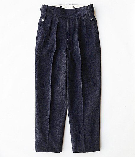 NEAT One Wash Denim Beltless [INDIGO]