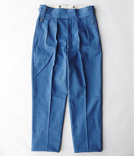 NEAT One Wash Denim Beltless [LIGHT BLUE]