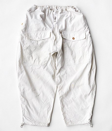 Customized by RADICAL Swiss Military EZ Snow Camo Pants [WHITE]