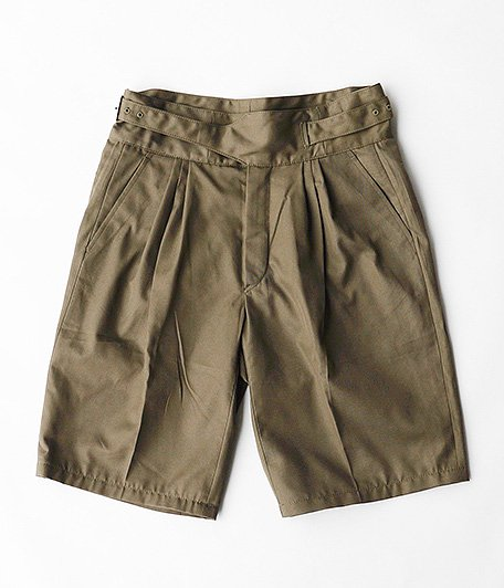 Customized by RADICAL AU Gurkha Shorts [Khaki]