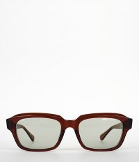 Buddy Optical YALE SG [BROWN / GREEN LENS]