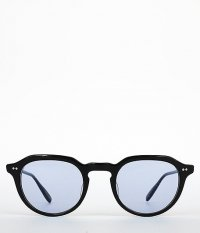 Buddy Optical Sorbonne SG [BLACK / BLUE LENS]
