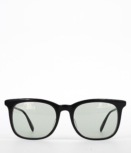 Buddy Optical Oxford SG [BLACK / GREEN LENS]