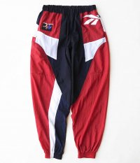 HURRAY HURRAY Composition Sports Nylon Pants [B]